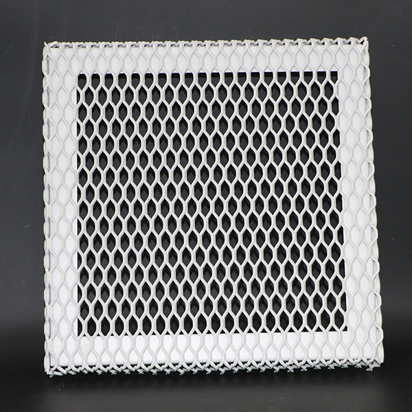 Alloy Aluminum Fireproof Metal Screen Mesh Commercial Ceiling Panel